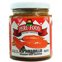 Peru Food Aji Amarillo Yellow Pepper 7.5 Oz. (3-Pack)