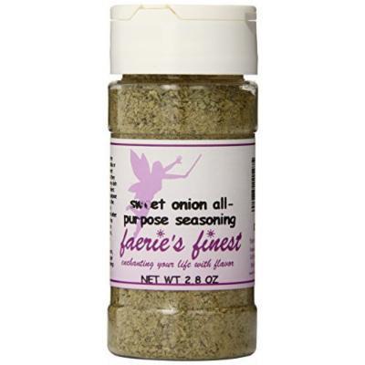 Faeries Finest All-Purpose Seasoning, Sweet Onion, 2.80 Ounce
