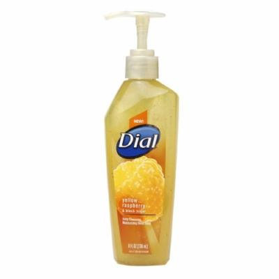 Dial® Liquid Hand Soap Premium Yellow Raspberry & Black Sugar