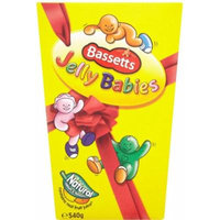 Bassetts Jelly Babies Carton 540g - Pack of 6