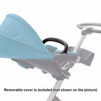Xplory Seat Handle and Cover - Turquoise