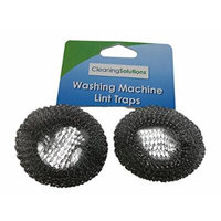 Cleaning Solutions Washing Machine Lint Traps, 3-Pack (6 Pieces)