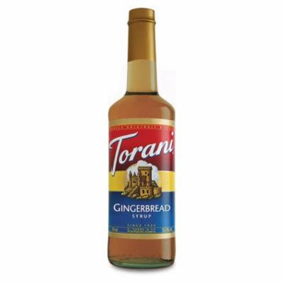 Torani Gingerbread Syrup (1 Single 750 ml bottle)