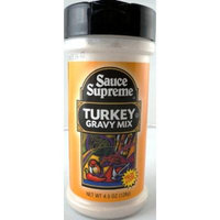 Spice Supreme Turkey Gravy Sauce 4.5 oz