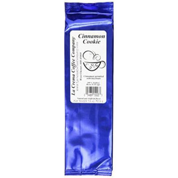 La Crema Coffee Cinnamon Cookie, 1.5-Ounce Packages (Pack of 24)