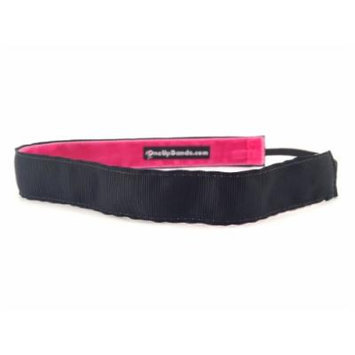 One Up Bands Women's Solid Black One Size Fits Most