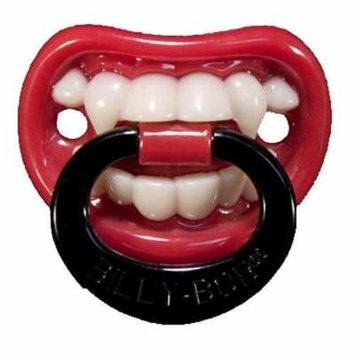 Billy BOB Vampire Fake Teeth Childrens Pacifier Novelty Baby Pacifer Teether New