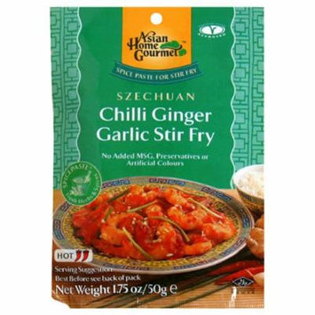 Asian Home Gourmet Chili Ginger Garlic Stir Fry Mix Seasonings, 1.75-Ounce Pouch (Pack of 12)
