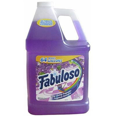 Fabuloso Long Lasting Fragrance Lavender 1 Gallon (Pack Of Four)
