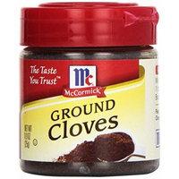 Mccormick Cloves, Ground, 0.9-Ounce
