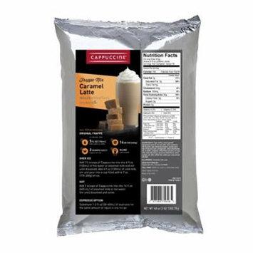 Cappuccine Caramel Latte Gourmet Blended Frappe 3lb Bag