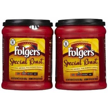 Folgers Special Roast Ground Coffee - 10.3 oz - 2 pk