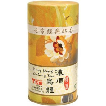 Tradition Dong-Ding Oolong-Tin, 3.5-Ounce Tin