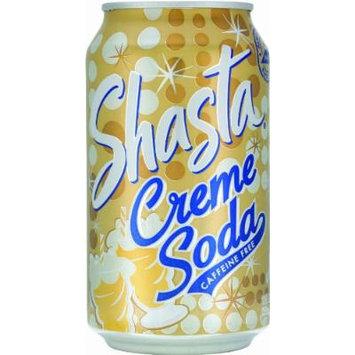 Shasta Cream Soda, 12-Ounces (Pack Of 24)