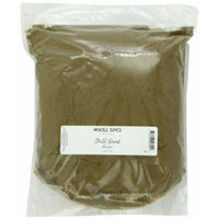 Whole Spice Dill Seed Powder, 5 Pound