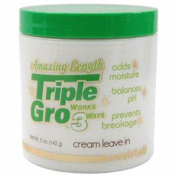 Triple Gro works 3 ways Cream Leave In 5oz