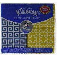 Kleenex 3-Ply Pocket Packs Facial Tissues, 48 Count