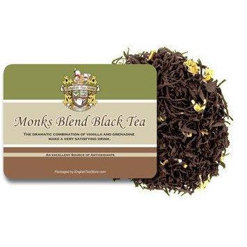 Monks Blend Naturally Flavored Black Tea Loose Leaf- 16oz