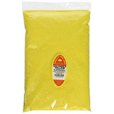 Marshalls Creek Spices Family Size Refill Non Pariels Yellow, 40 Ounce