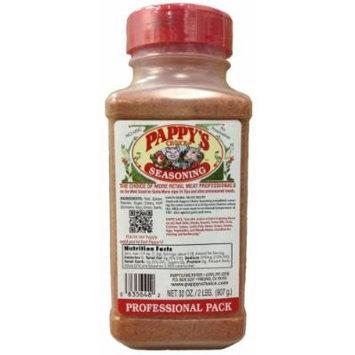 Pappy's Choice Seasoning (12- 32 Oz Professional Packs)