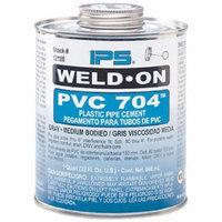 EZ-FLO 86211 Pvc Cement-Clear Medium Body