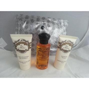Annick Goutal Eau D' Hadrien Travel Set Shampoo, Conditioner & Shower Gel