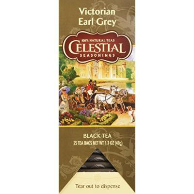 Celestial Seasonings Earl Grey Tea 25 Count (pack of 6) Food service