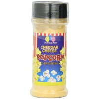 Dean Jacob's Popcorn Seasoning, Cheddar, 3.6-Ounce (Pack of 6)