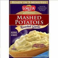 Loretta Instant Mashed Potatoes Roasted Garlic FlavorBox