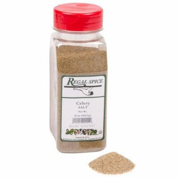 Regal Herb, Seasoning or Spice 16 ounce (Celery Salt)