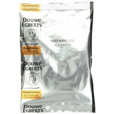 Douwe Egbert House Blend Decaf Ground Coffee, 1.50-Ounce Filter packs (Pack of 42)