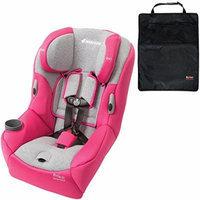 Maxi Cosi Pria 85 Convertible Car Seat w Britax Kick Mats, 2-Count, Black (Passionate Pink)