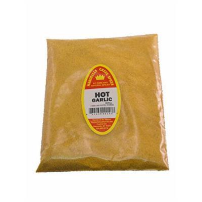 Marshalls Creek Spices Family Size Refill Hot Garlic Seasoning, 40 Ounce