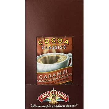 Land O'Lakes Cocoa Classics, Chocolate & Caramel, 1.25-Ounce Packets (Pack of 36)
