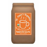St. Claire's Organics® Mandarin Hot Cocoa Mix, 12 oz Bag