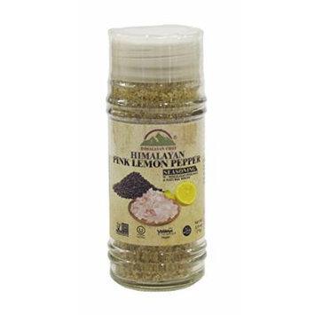 WBM Himalayan Chef Pink Lemon Pepper Seasoning, 2.75 Ounce