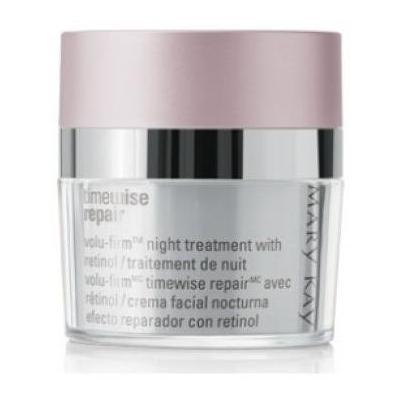 mary kay ~NEW~ timewise repair volu-firm night treatment with retinol 1.7 onz 48grm new retail $50