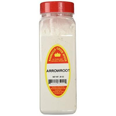 Marshalls Creek Spices X-Large Size Arrowroot Spice, 20 Ounces