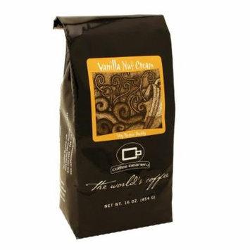 Coffee Beanery Vanilla Nut Cream 8 oz. (Whole Bean)