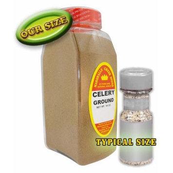 Marshalls Creek Spices Celery Seasoning, Ground, XL Size, 16 Ounce