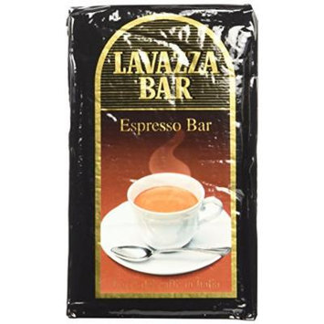 Lavazza Espresso Bar - Ground Coffee, 8.8-Ounce Bags (Pack of 4)