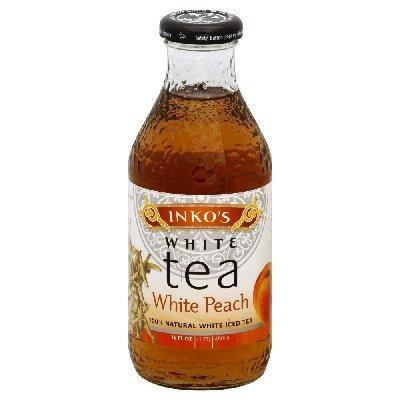 Inkos White Tea Wht Peach White Tea 36x 16OZ