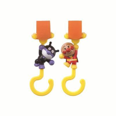 Anpanman Baby Crip Hook (Japan Import)