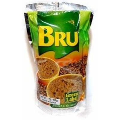 BRU Roast & Ground Coffee (200g)