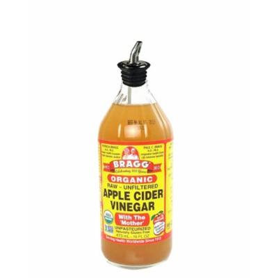 Bragg's No Spill Pour Spout for Braggs Apple Cider Vinegar Bottle (Spout Only) Bragg 16oz 32oz bottle
