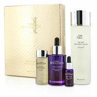 Missha Time Revolution Best Seller Special Gift Set II: Essence + Ampoule + Miniature Essence + Miniature Ampoule 4pcs
