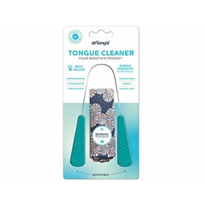 Dr. Tung's Stainless Steel Tongue Cleaner 1 ea ( Pack of 2 )