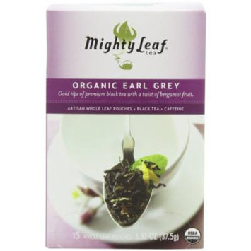 Mighty Leaf Tea, Organic Earl Grey--(Pack of 6)