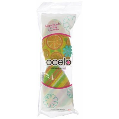 ocelo Non-Scratch Dishwand Refill (8215-RF-6), 2-Count (Pack of 6)