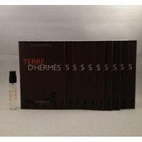 10 Hermes Terre D'hermes EDT Spray Vial Samples .06 Oz/2 Ml Each Lot